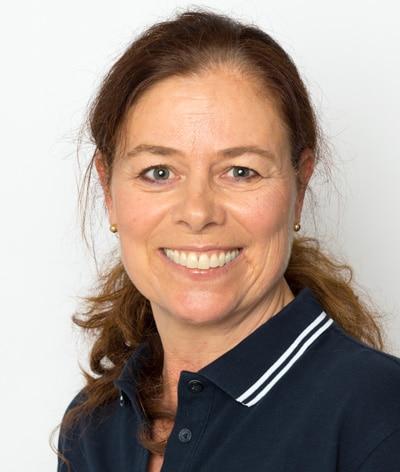 Porträtfoto Birgit Rübke