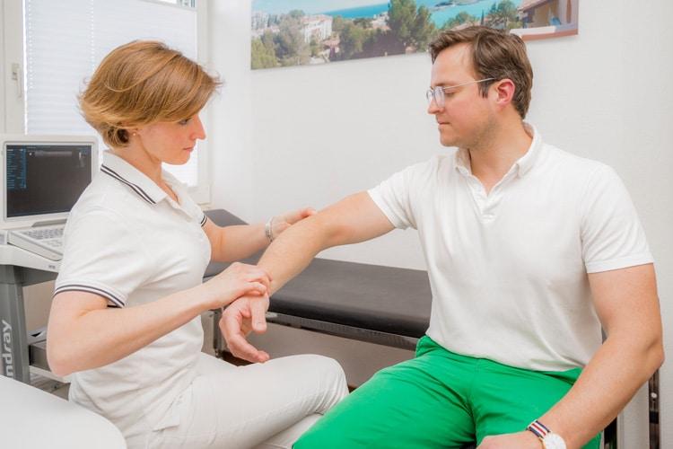 Konservative Orthopädie</br>und Unfallchirurgie