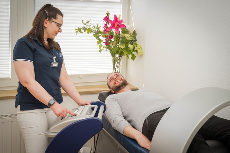 Pulsierende</br>Magnetfeldtherapie