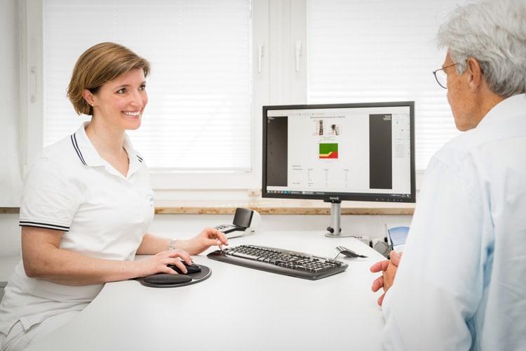 Osteoporose – </br>Diagnose und Therapie