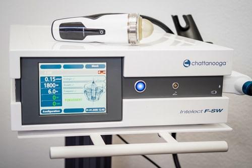 Gerät für die Stoßwellentherapie
